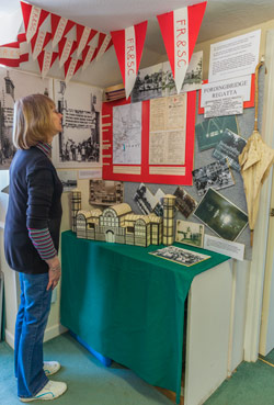 Volunteering at the Fordingbridge Museum